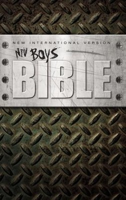 NIV Boys Bible  -