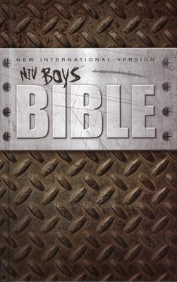 NIV Boys Bible - Slightly Imperfect  -