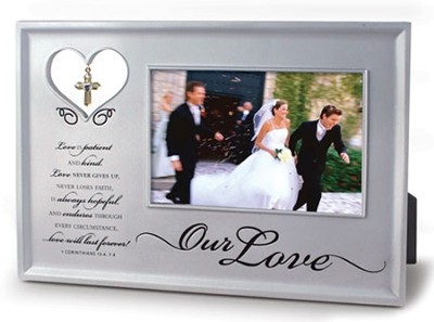 Our Love Photo Photo Frame  -
