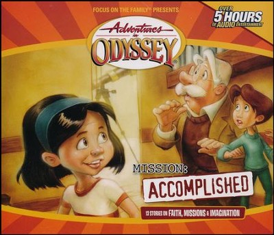 Adventures in Odyssey ® #6: Mission Accomplished  -