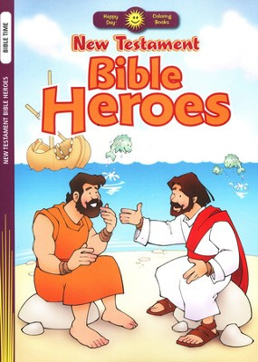 New Testament Bible Heroes  -