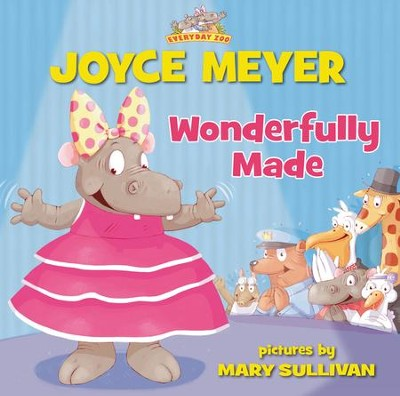 Wonderfully Made  -     By: Joyce Meyer