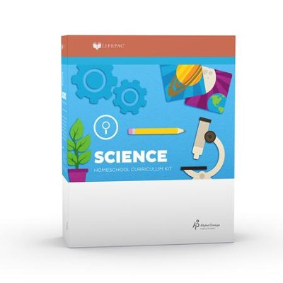 Lifepac Science, Grade 1, Complete Set   -
