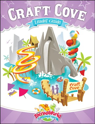 IncrediWorld Amazement Park Crafts Guide   -