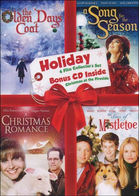 Holiday Collector's Set, Volume 4 with Bonus CD Christmas at the Fireside  -
