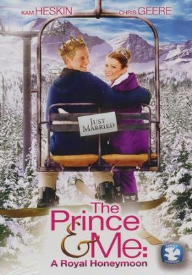 The Prince & Me 3: A Royal Honeymoon, DVD   -