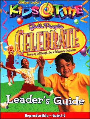 God's People Celebrate Leader's Guide  -