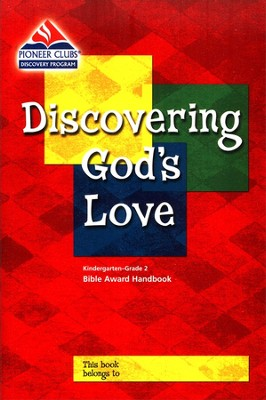 Discovering God's Love Kids Handbook (Grades K-2)  -