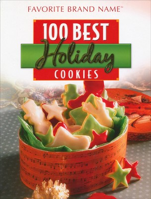 100 Best Holiday Cookies  -