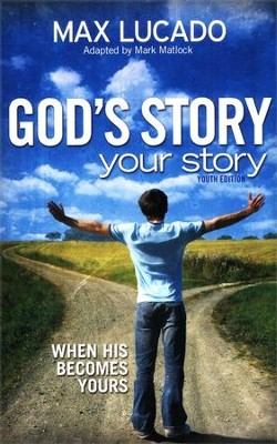 God's Story, Your Story: Youth Edition - Slightly Imperfect  -