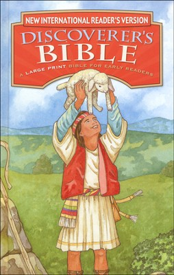 NIrV Discoverer's Bible for Early Readers, Revised Edition  -