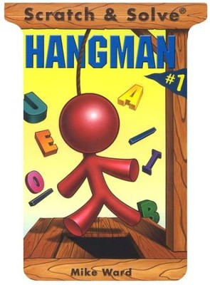 Scratch & Solve Hangman #1  -     By: Mike Ward