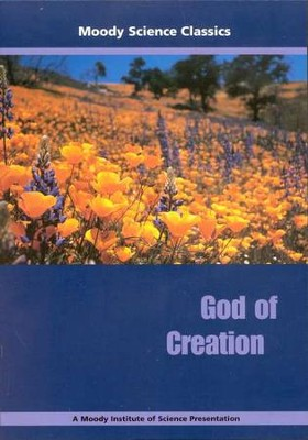 Moody Science Classics: God Of Creation, DVD   -