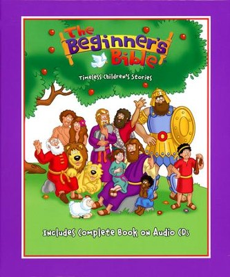 The Beginner's Bible &#174: Timeless Children's Stories, Deluxe Edition - Slightly Imperfect  -