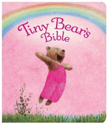 Tiny Bear's Bible, Pink  -     By: Sally Lloyd-Jones     Illustrated By: Igor Oleynikov