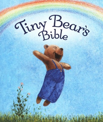 Tiny Bear's Bible, Blue  -     By: Sally Lloyd-Jones     Illustrated By: Igor Oleynikov