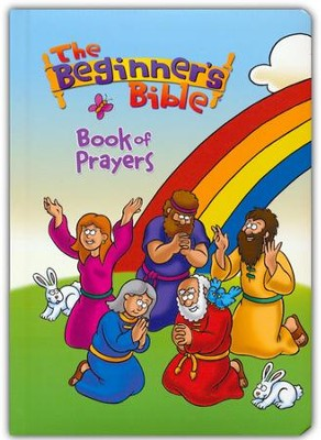 The Beginner's Bible Book of Prayers   -