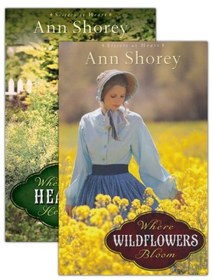 Sisters at Heart Series, Volumes 1 and 2  -     By: Ann Shorey