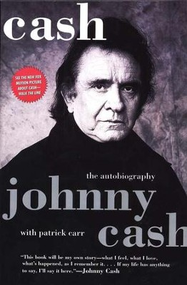 Johnny Cash, the Autobiography   -     By: Johnny Cash