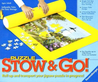 Puzzle Stow & Go!   -