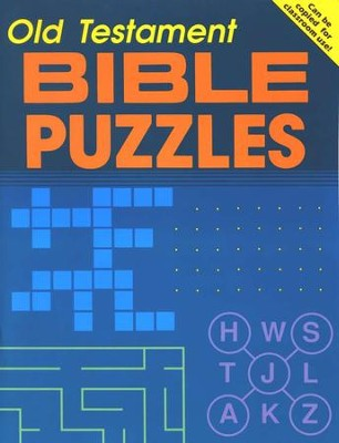 Bible Puzzles: Old Testament  -