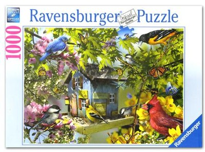 Time for Lunch, 1000 Piece Puzzle   -