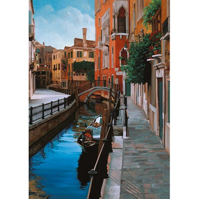Venetian Expressions, 1000 Piece Puzzle   -
