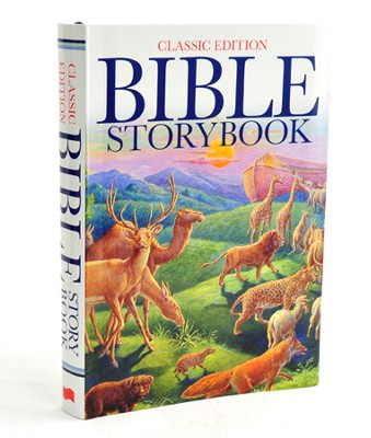 classic Edition Bible Story Book   -     By: Carolyn Larsen