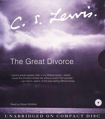 The Great Divorce - Unabridged Audiobook on CD  -     Narrated By: Robert Whitfield     By: C.S. Lewis