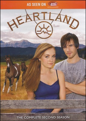 Hearland: Season 2, DVD   -