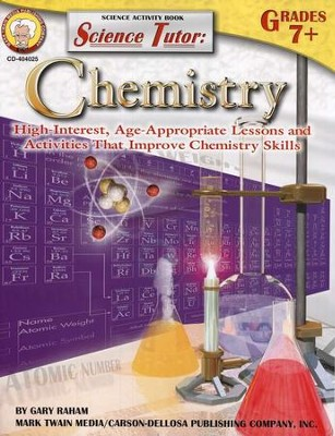 Science Tutor: Chemistry (7+)  -     By: Mark Twain
