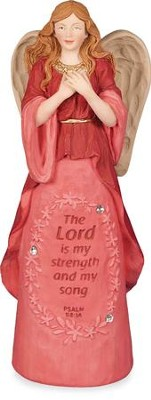 Hope, The Lord Is My Strength Angel  -