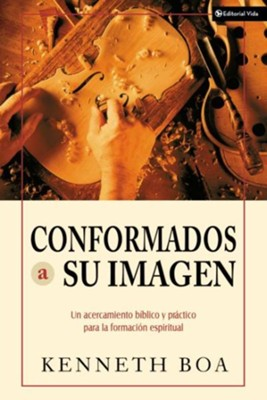 Conformados a Su Imagen  (Conformed to His Image)  -     By: Zondervan