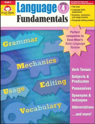 Language Fundamentals, Grade 4  -