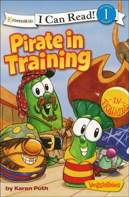 Pirate in Training  -     By: Karen Poth