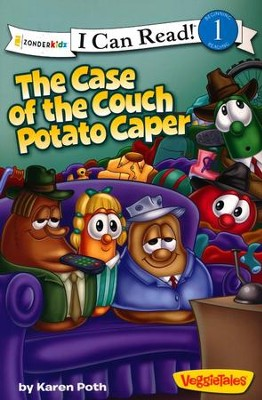 The Case of the Couch Potato Caper   -