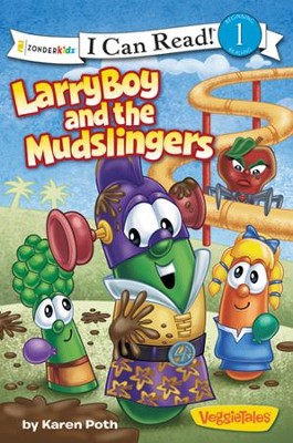 LarryBoy and the Mudslingers   -