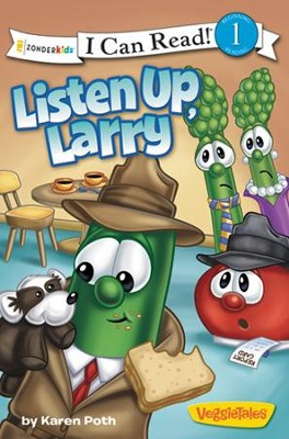 Listen Up, Larry  -     By: Karen Poth