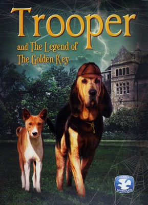 Trooper and the Legend of the Golden Key, DVD   -