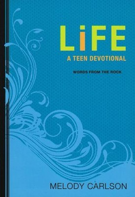 Life: A Teen Devotional - Slightly Imperfect  -     By: Melody Carlson