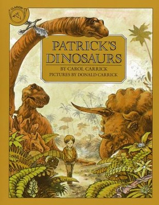 Patrick's Dinosaurs Book & Cd  -     By: Carol Carrick