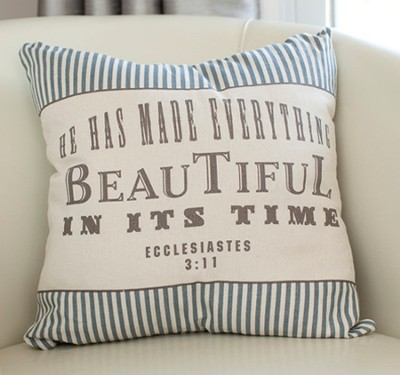 Redeemed Pillow              -