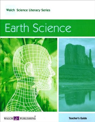 Walch Science Literacy Series: Earth Science, Teacher's Edition   -     By: Homeschool