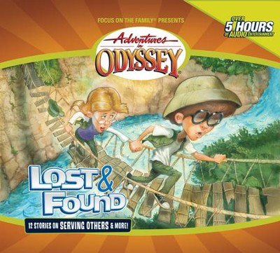 Adventures in Odyssey® 583: The Champ of the Camp   [Download] -