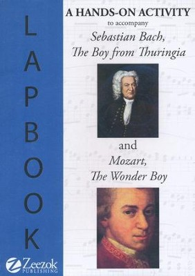 A Hands-On Activity to Accompany: Sebastian Bach, the Boy from Thuringia and Mozart, The Wonder Boy  -