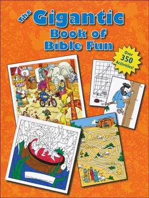 The Gigantic Book of Bible Fun  -