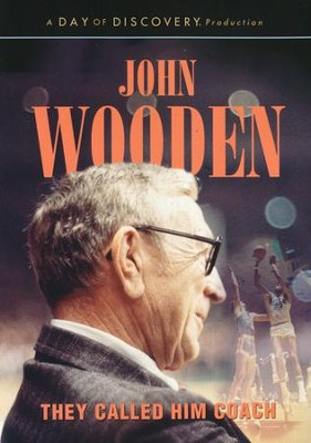 John Wooden: They Called Him Coach DVD   -