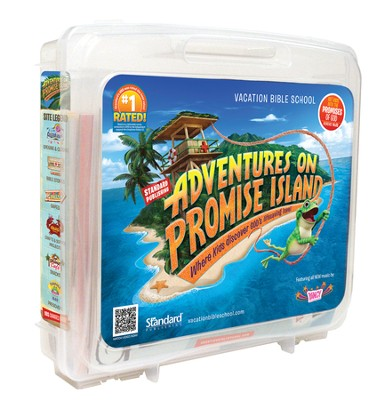Adventure on Promise Island Starter Kit 2012  -