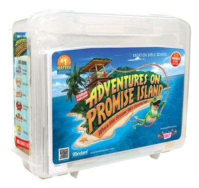 Adventure on Promise Island Power Pak 2012  -