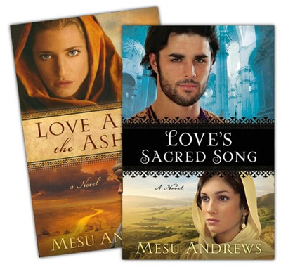 Treasures of His Love Series, Vols 1-2   -     By: Mesu Andrews